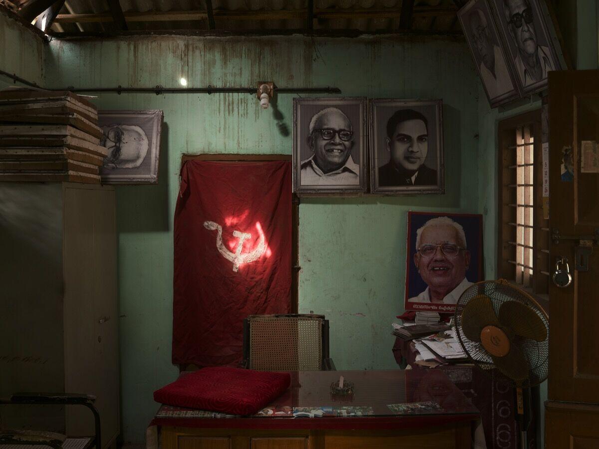 Jan Banning, Mararikulam Area, India. Courtesy of Jan Banning.