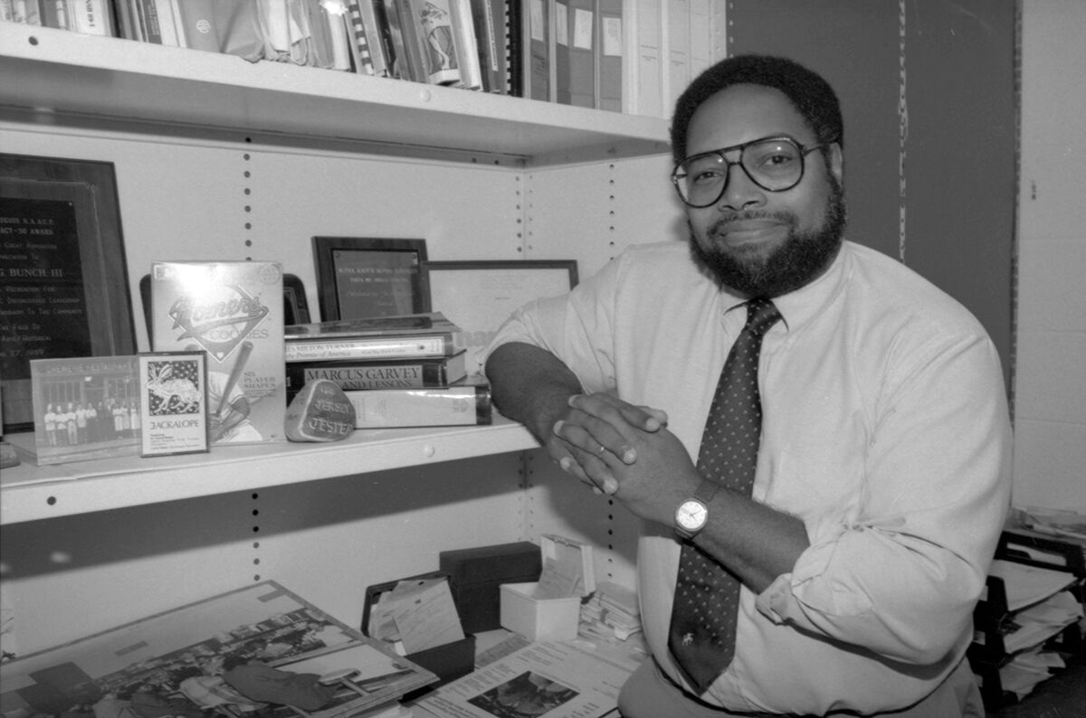 Portrait of Lonnie Bunch. Courtesy of Lonnie Bunch and the Smithsonian National Museum of African American History and Culture.