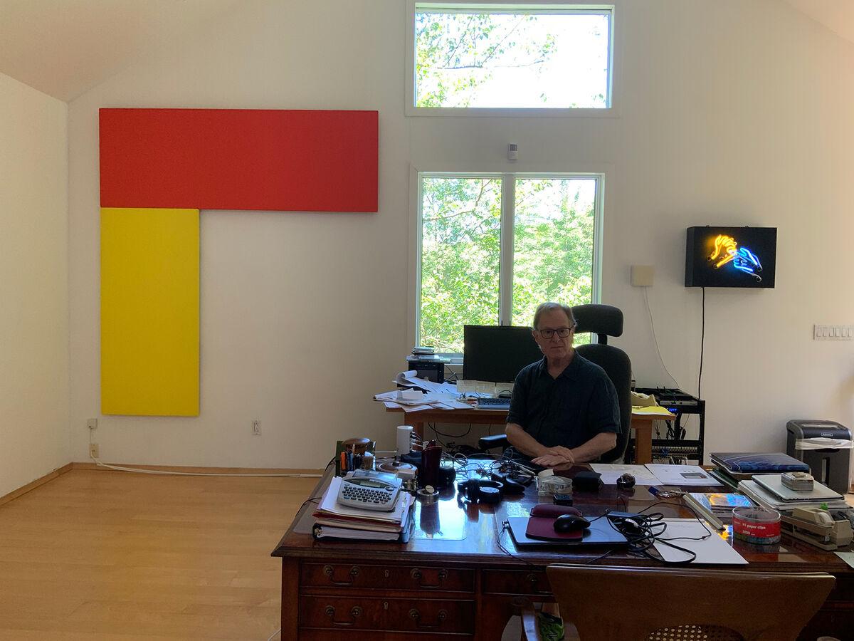 Portrait of Marc Straus. Courtesy of Marc Straus.