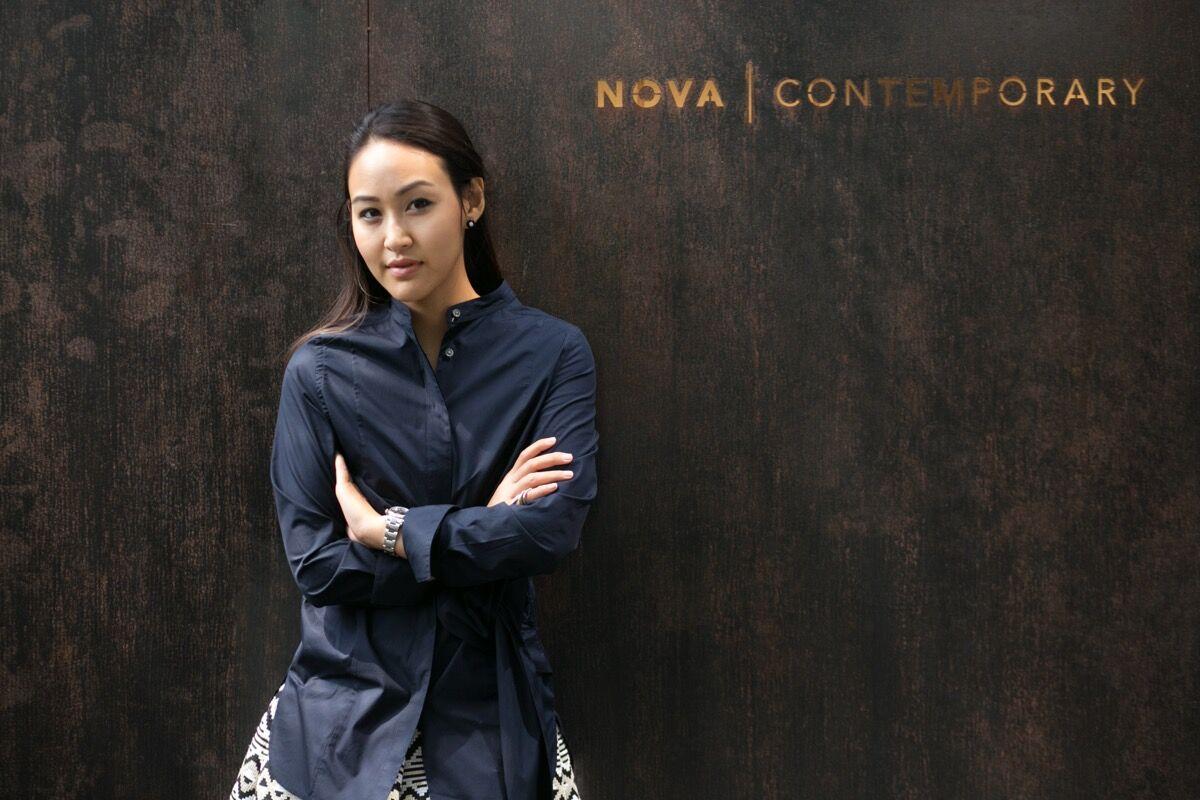Courtesy of Nova Contemporary.