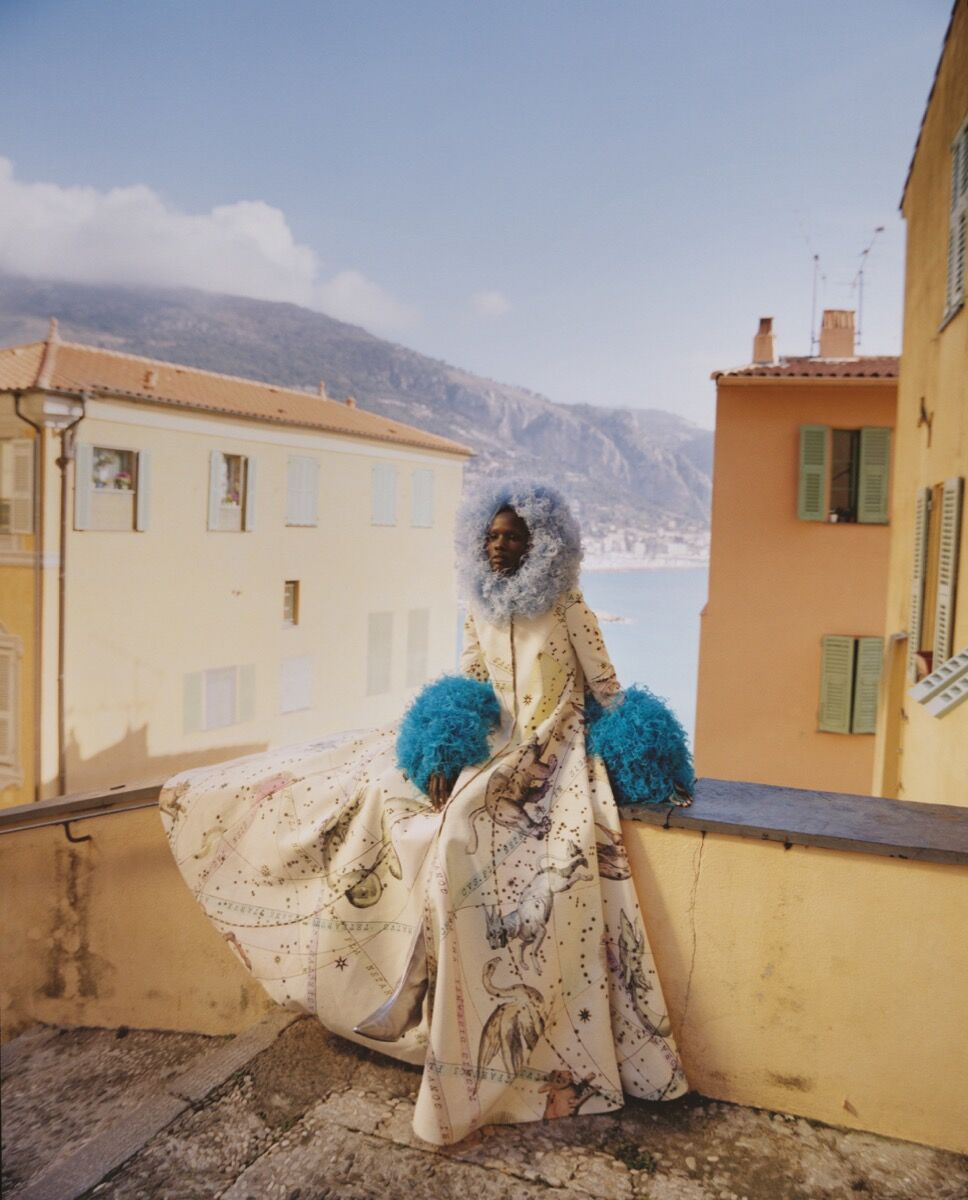 Nadine Ijewere, Untitled, 2019. © Nadine Ijewere. Courtesy of the artist and Aperture.