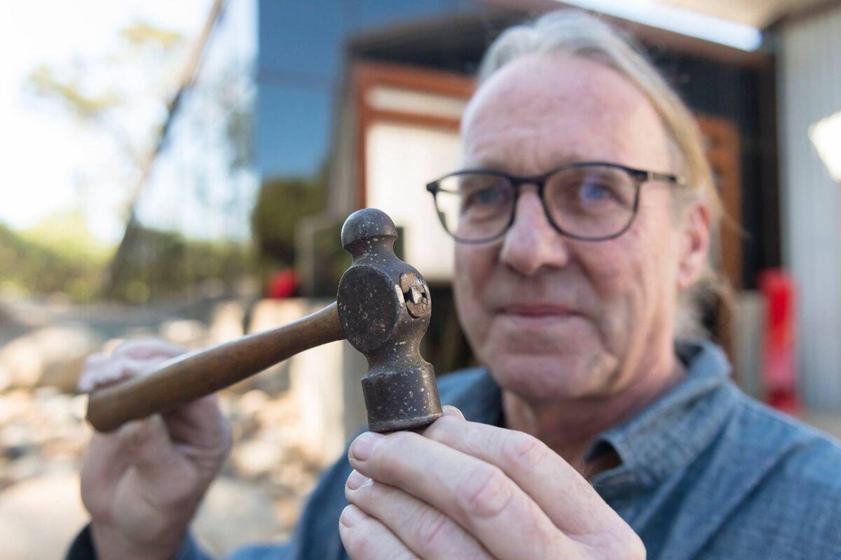 Doug Unkrey. Image courtesy of Wayne Freedman.