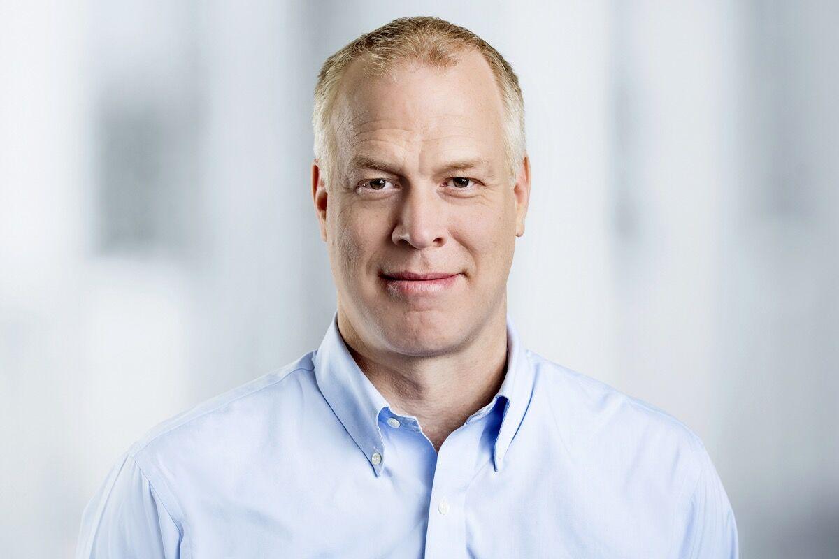Portrait of Daniel Hug courtesy of Koelnmesse.