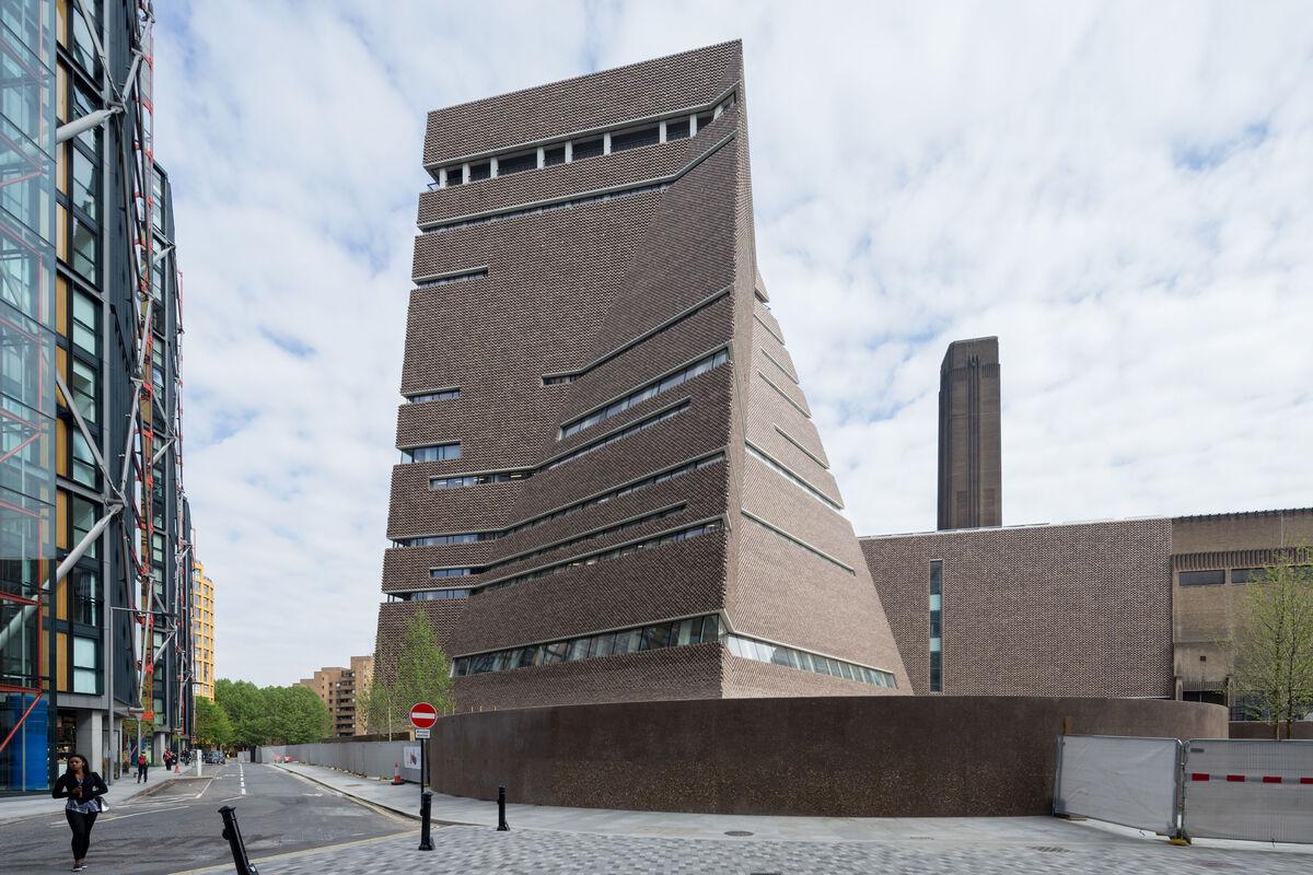 The Switch House, Tate Modern. © Iwan Baan. Courtesy of Tate Modern.