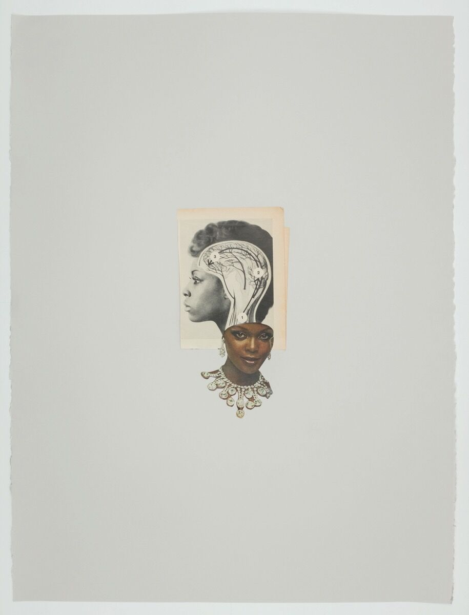 Lorna Simpson, Riunite & Ice, #18, 2017. Published by Chronicle Books, 2018.