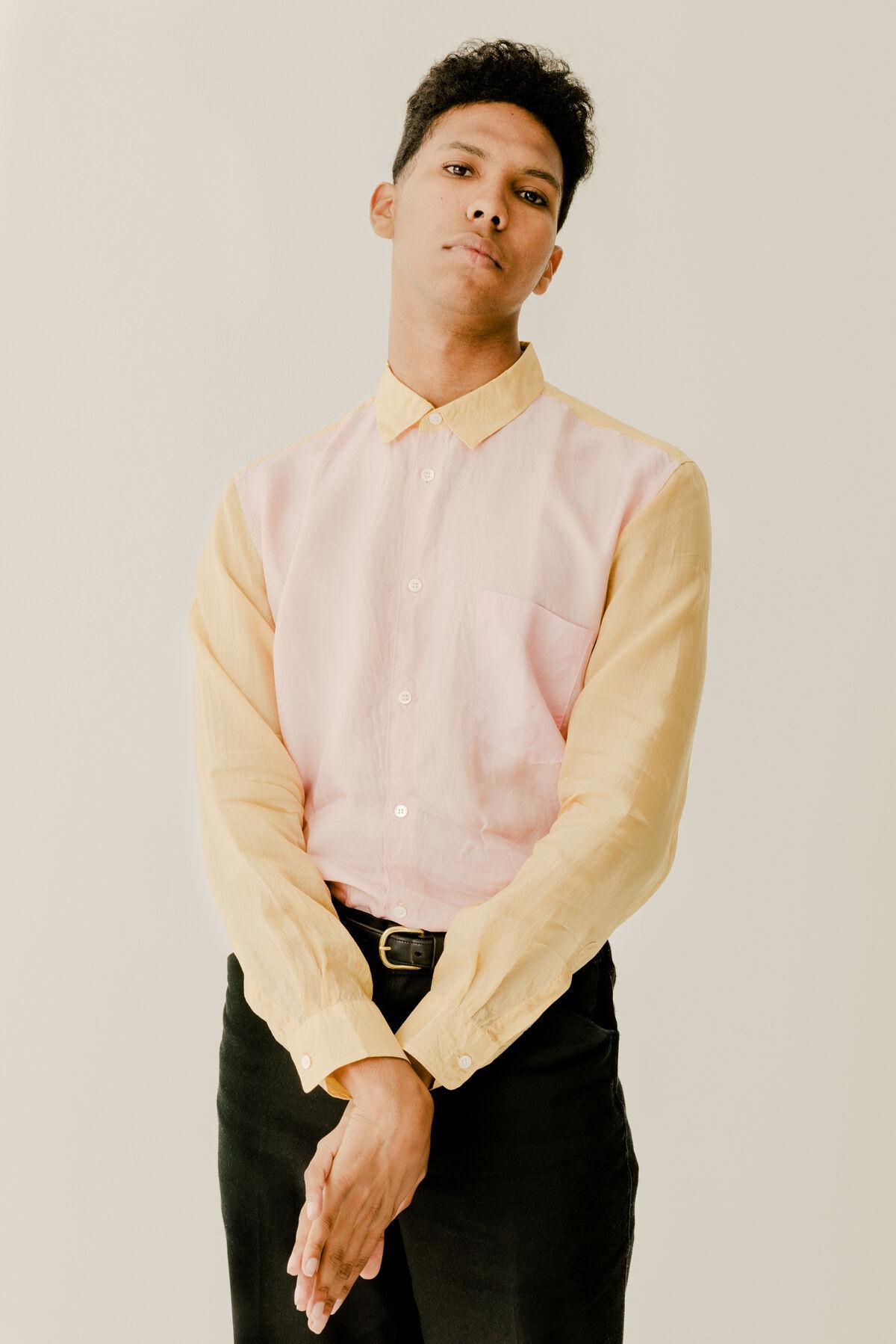 Tyler Mitchell by Daniel Dorsa for Artsy.