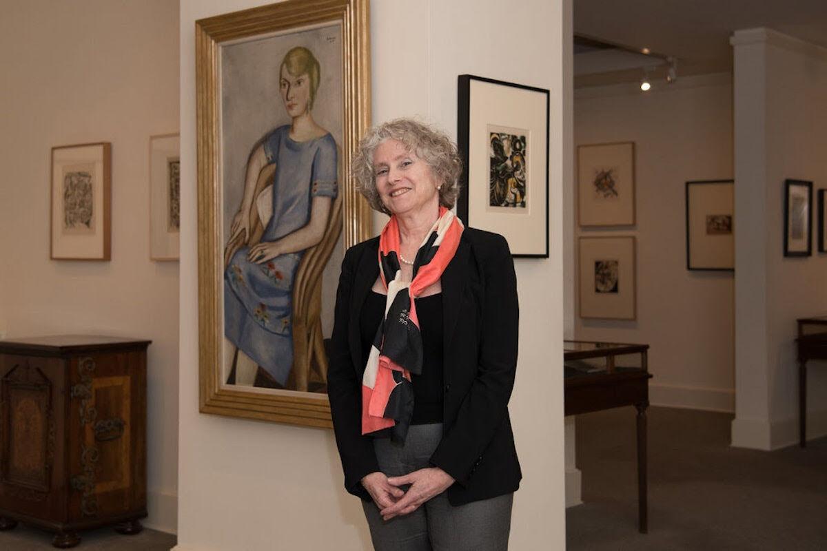 Jane Kallir. Courtesy Galerie St. Etienne.
