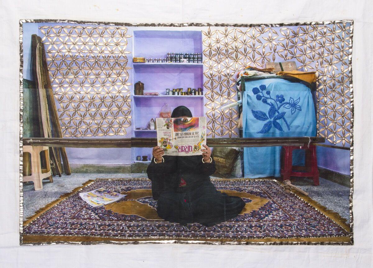Spandita Malik, Kosar, 2019. © Spandita Malik. Courtesy of the artist; Sammlung Klein, Germany; and Sarah Hasted, Brooklyn.