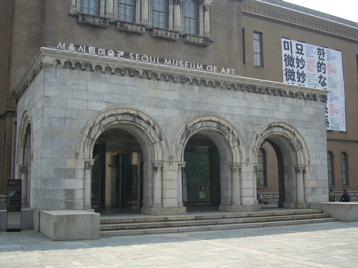 The Seoul Museum of Art. Photo by Jens-Olaf Walter, via Flickr.