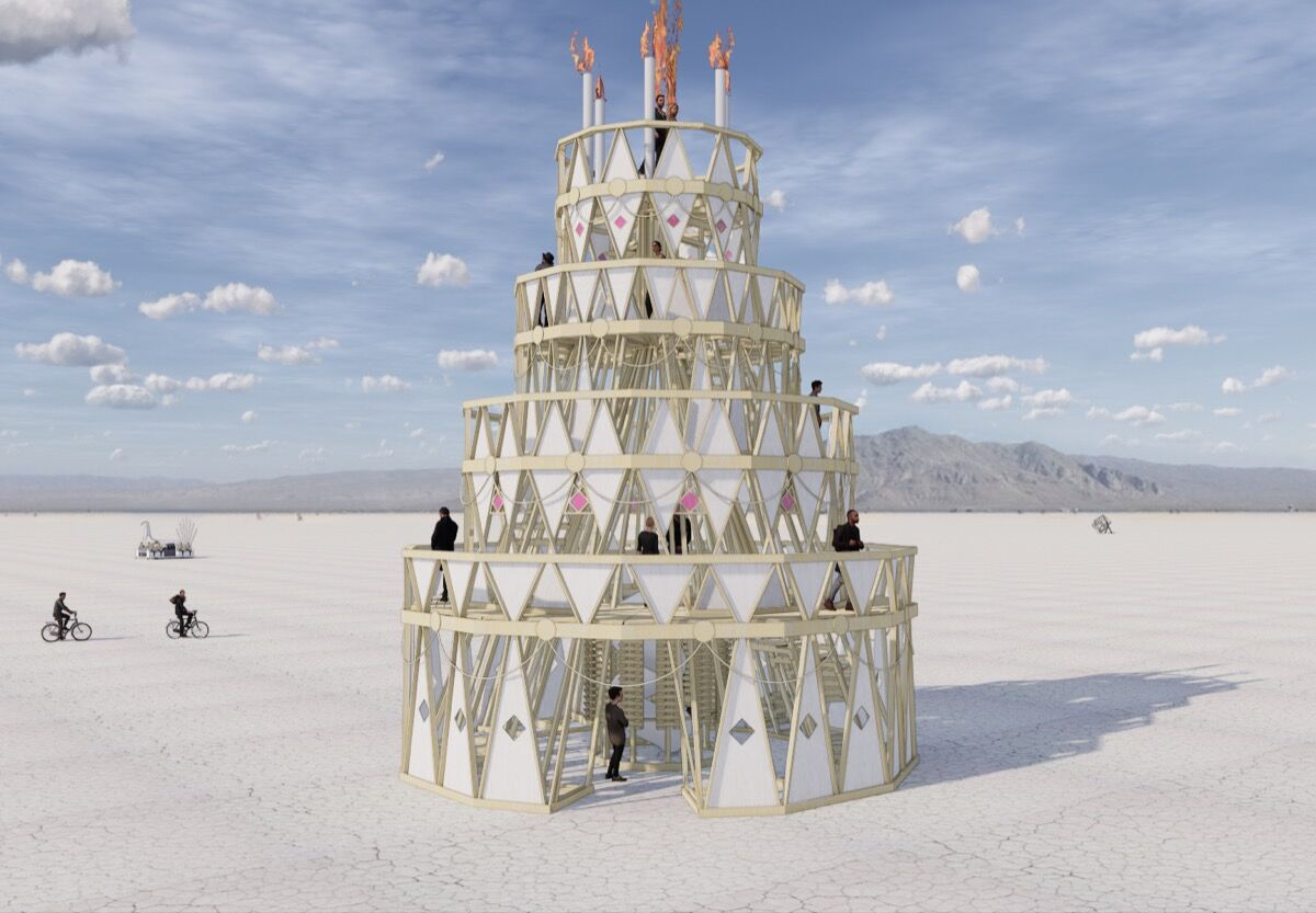 Preview 11 of Burning Man 2019's Most-Anticipated Artworks