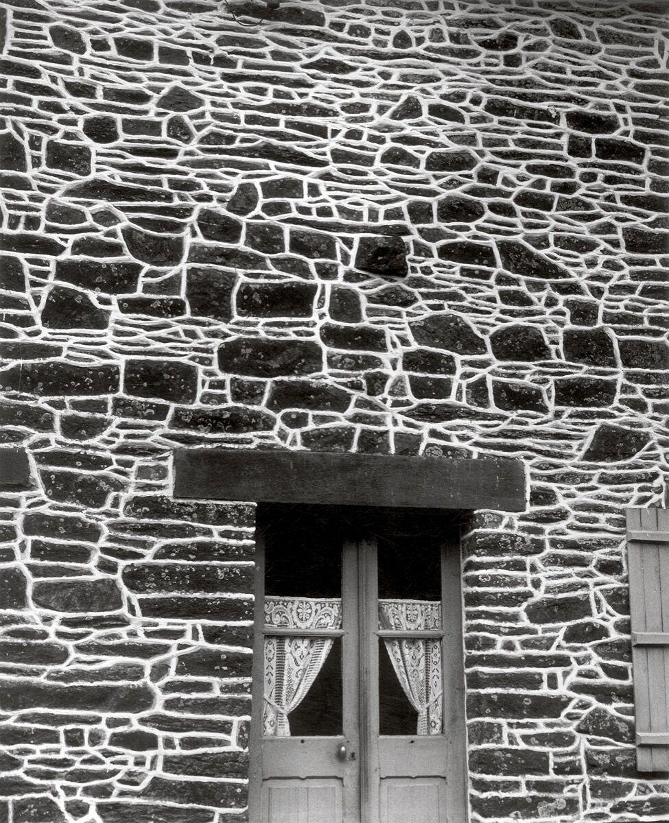 Brassaï,  On the Outskirts of Mordelles (Rennes Region) , 1953. © Estate Brassaï Succession, Paris. Courtesy of the Estate Brassaï Succession, Paris.