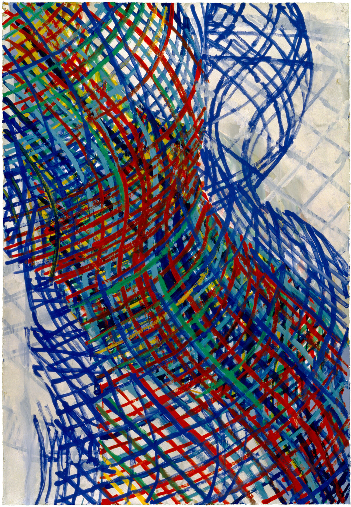 Terry Winters, Untitled (1), 1999. © Terry Winters. Courtesy of Matthew Marks Gallery.
