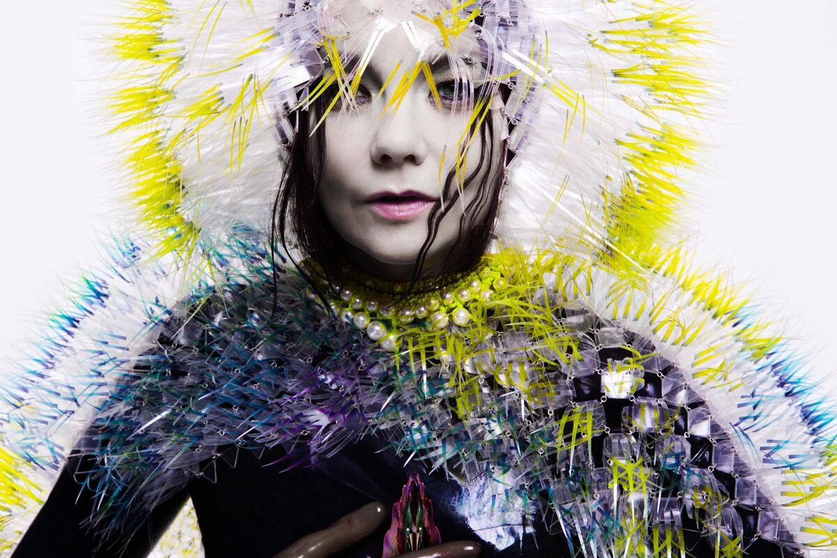 Björk, Vulnicura album art. Image courtesy of Somerset House.