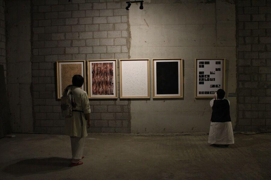 Ziyad N El Sayed, Phases. Photo by Myrna Ayad.