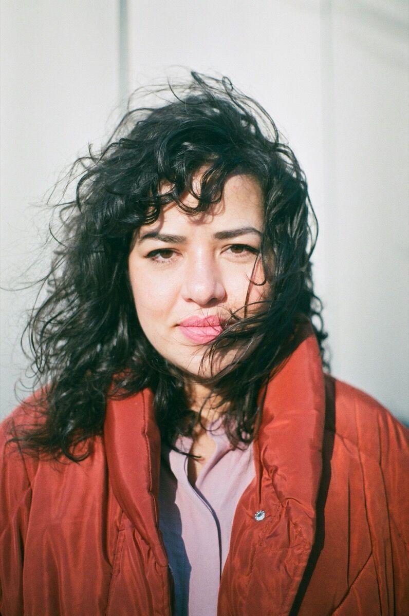 Portrait of Vanessa Carlos by Rafael Martinez. © Vanessa Carlos 2019.