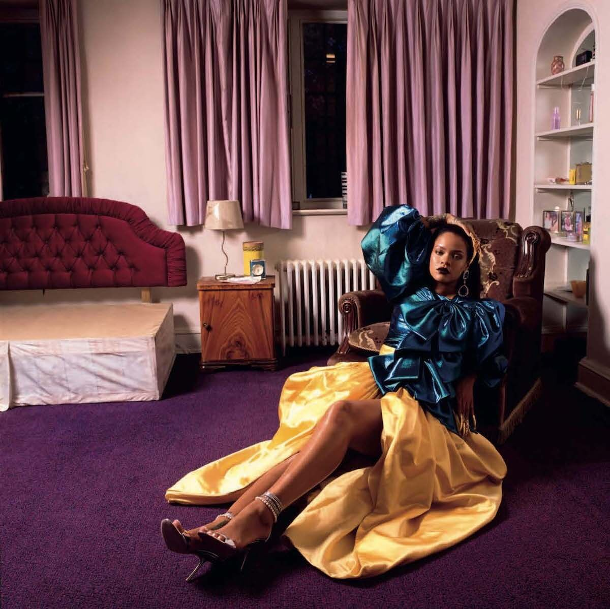 Rihanna photographed by Deana Lawson. Courtesy Garage Magazine.