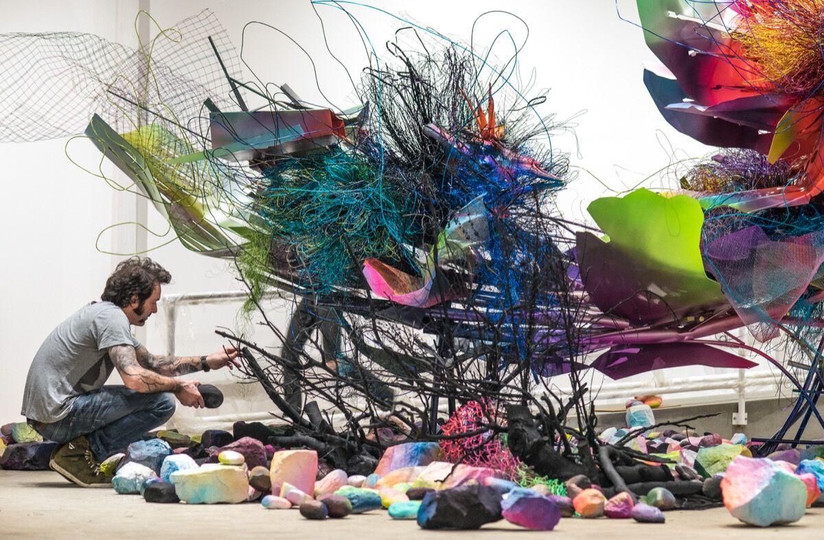 At Dr  Katja Van Herle's Denk Gallery, Art Is Medicine - Artsy