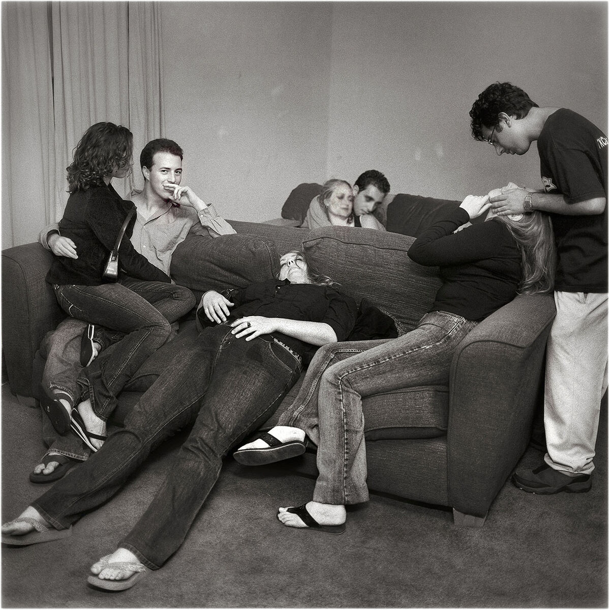 Andrew Moisey, image from  The American Fraternity , 2000–2008. Courtesy of the artist.