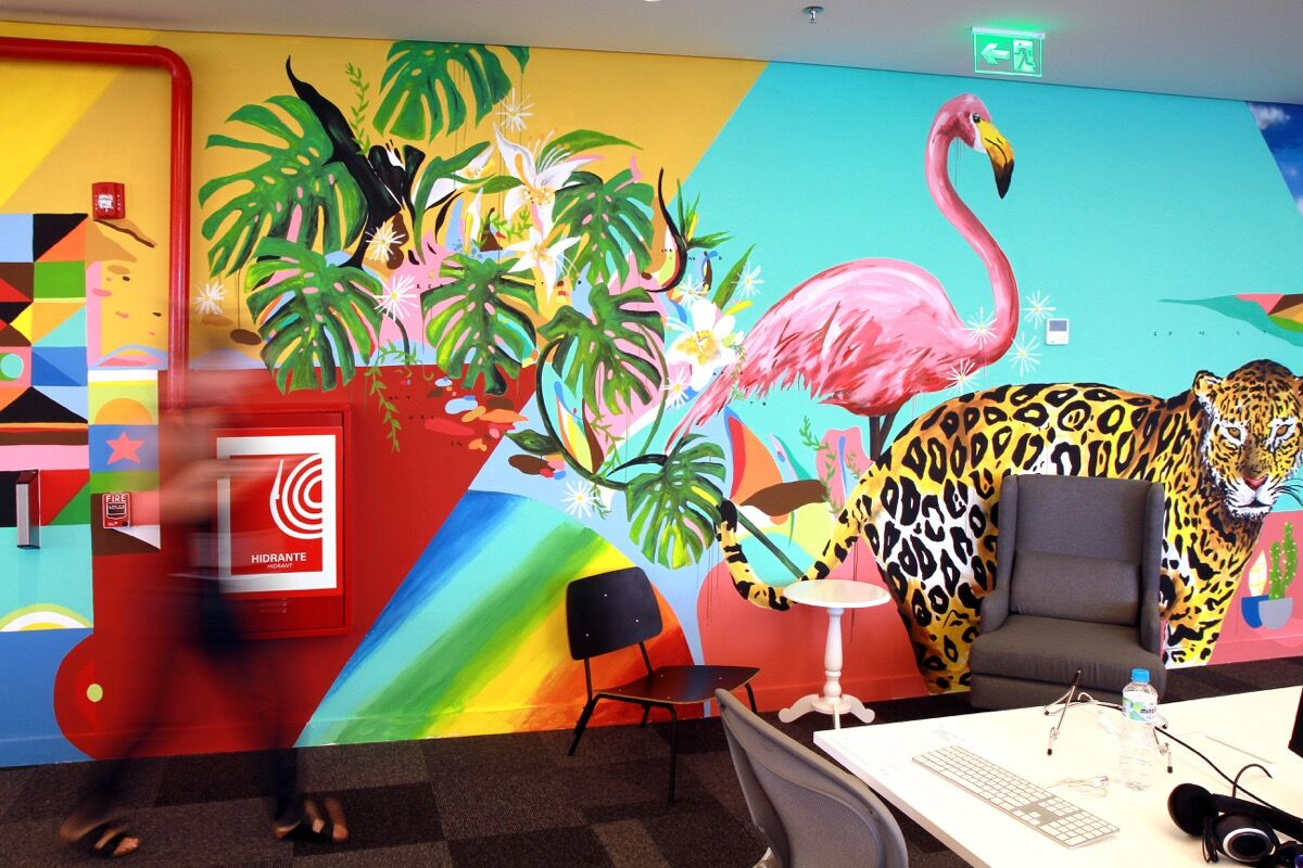 What It's Like to Be an Artist in Residence at Facebook - Artsy