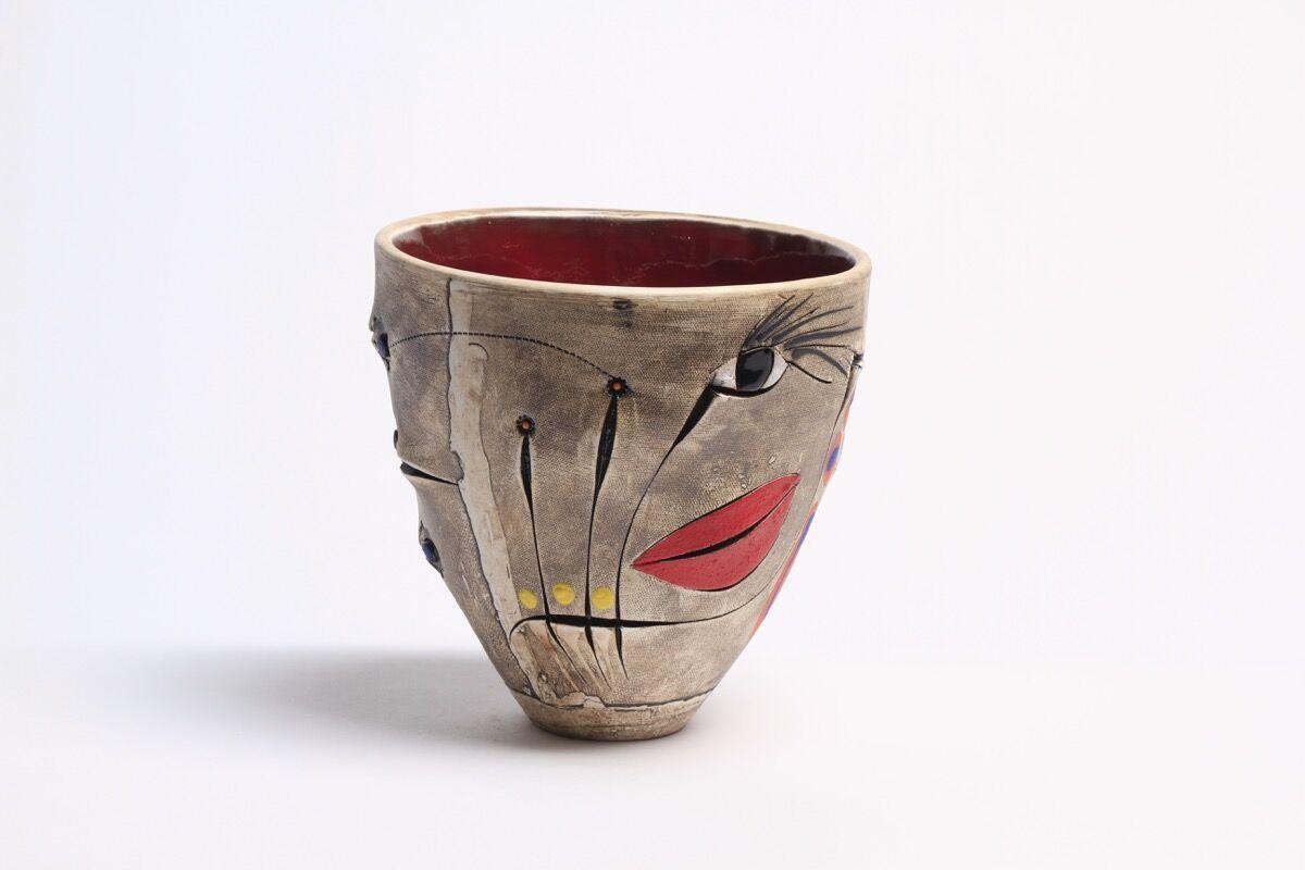 Work by Andile Dyalvane. Courtesy of Imiso Ceramics.
