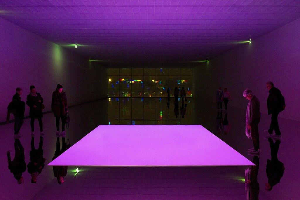 Kimsooja - To Breathe Courtesy of Centre Pompidou-Metz, Institut français/Année France Corée, Kukje Gallery, and Kimsooja Studio