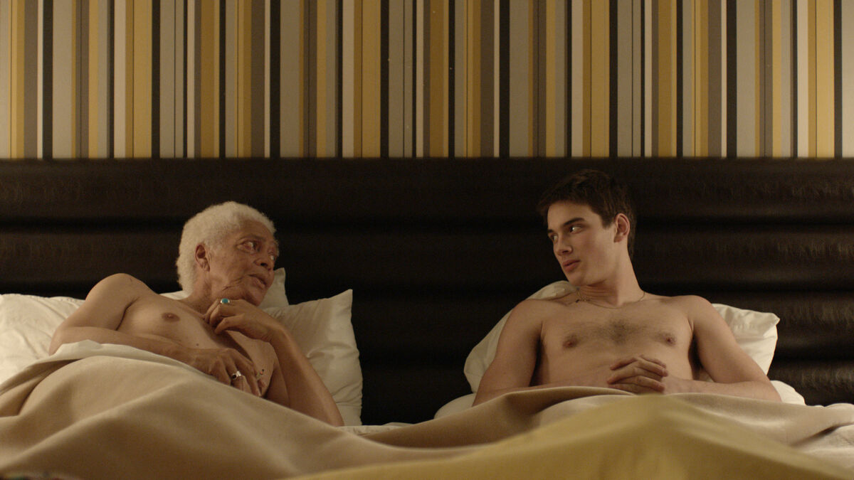 Gerontophilia. 2013. Canada. Directed by Bruce LaBruce. Courtesy the filmmaker.