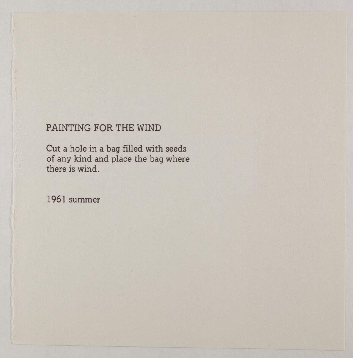 Yoko Ono S 5 Most Iconic Works Artsy