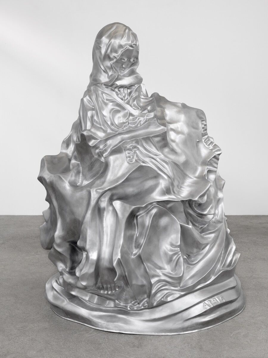 Christian Gonzenbach,  Pieta , 201. Courtesy the artist and Galerie Sator.
