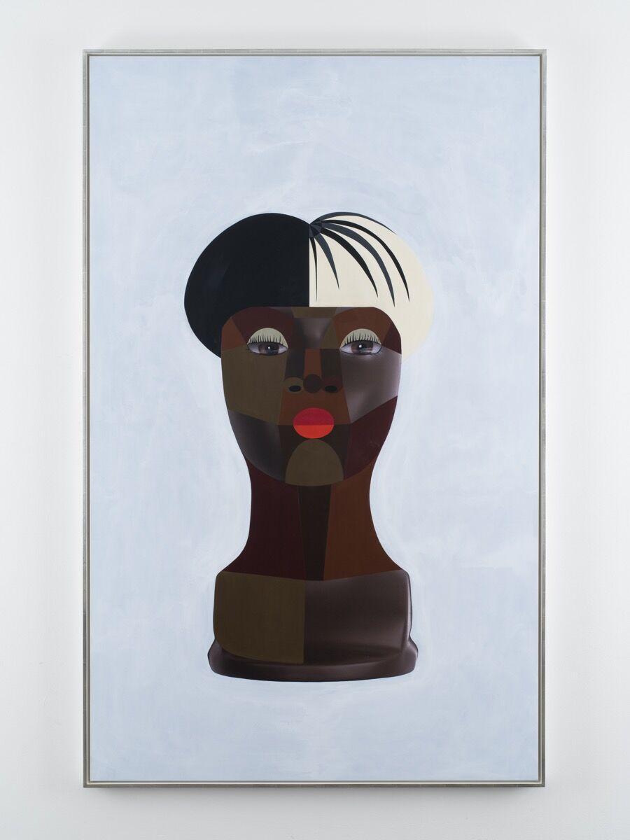 Derrick Adams, Style Variation 28, 2020. © Derrick Adams. Courtesy of the artist and Salon 94, New York.