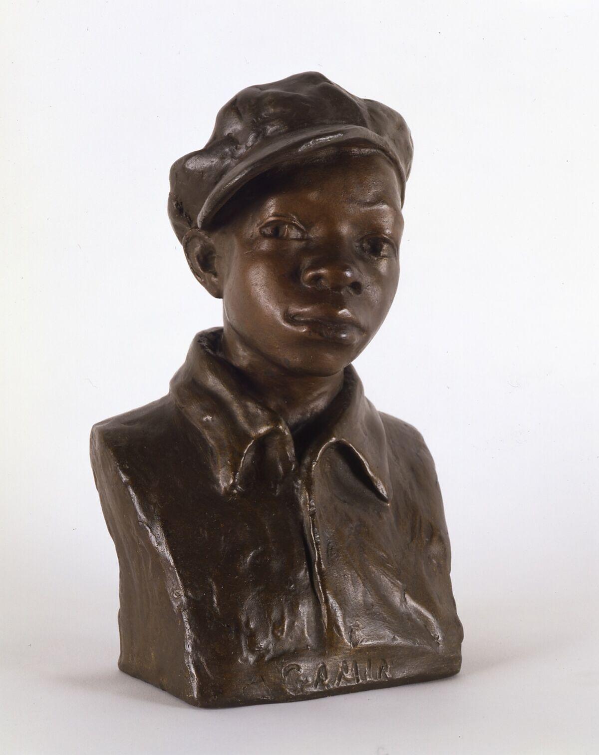 Augusta Savage, Gamin, c. 1930. Courtesy of the Cummer Museum of Art & Gardens, Jacksonville, Florida.