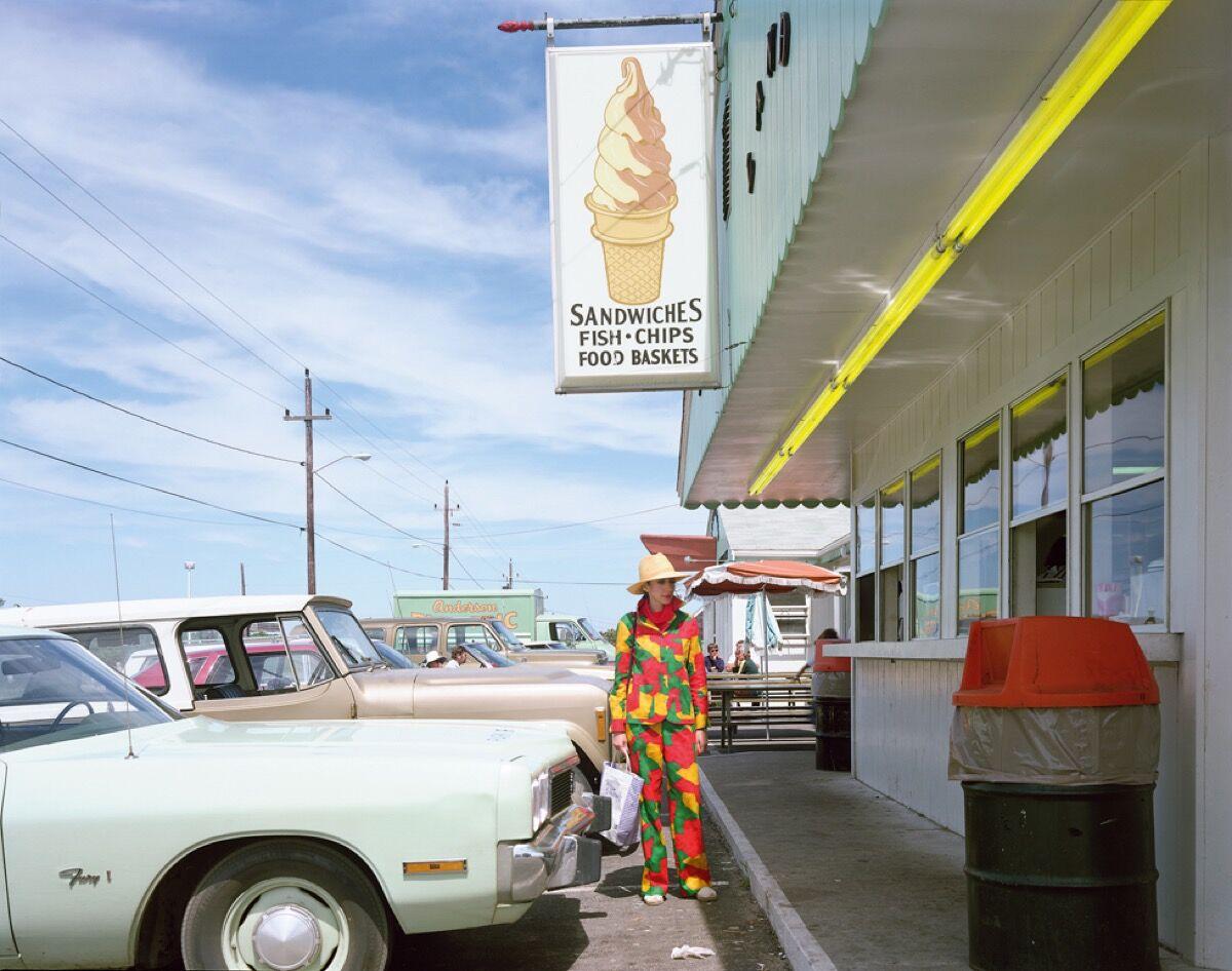 "Joel Meyerowitz , Wendy, 1976, from ""Joel Meyerowitz: Provincetown."" © Joel Meyerowitz. Courtesy of Aperture."