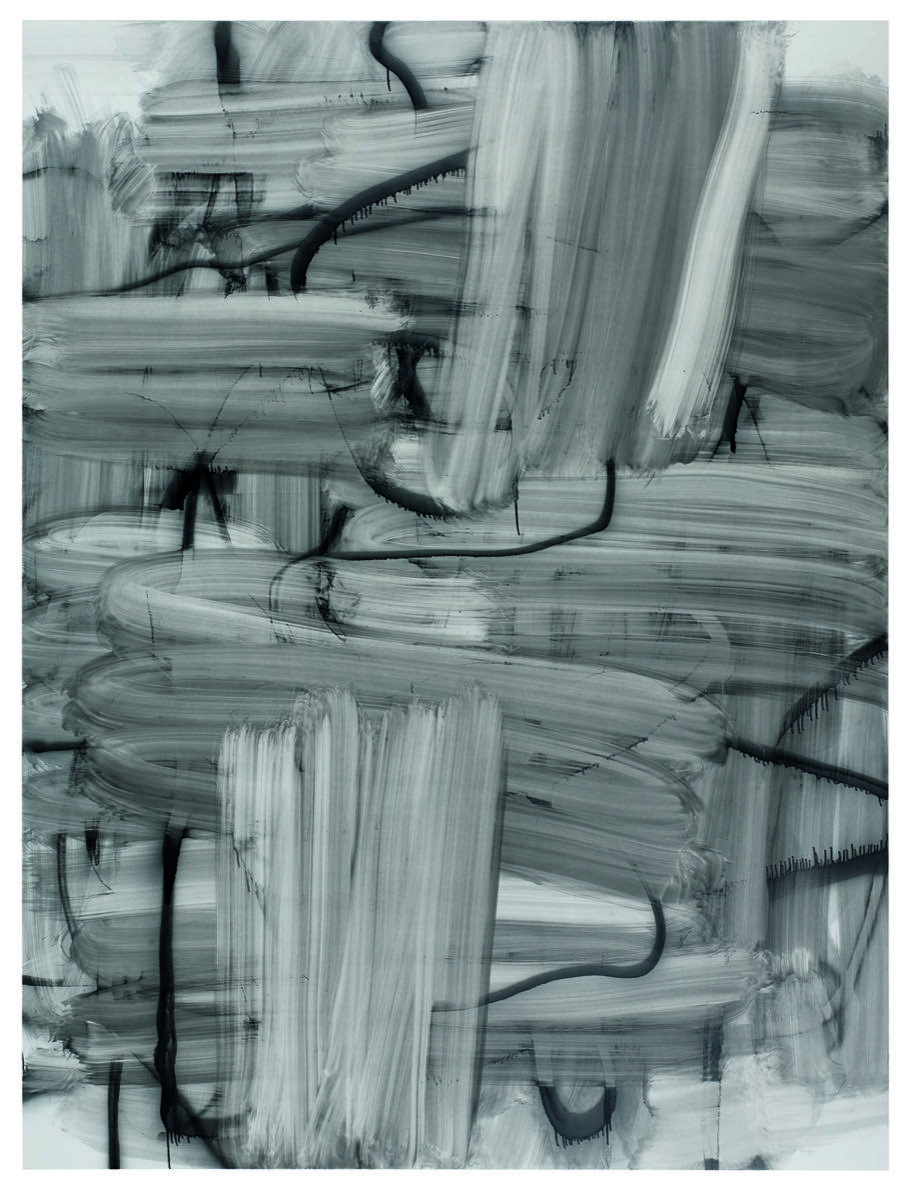 Christopher Wool, Untitled, 2007. © Sotheby's.