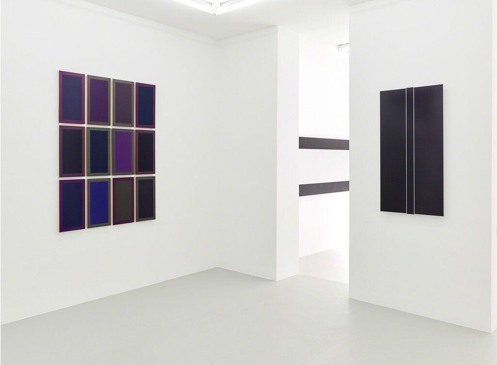 "Installation view,""Frank Gerritz | Winston Roeth,"" Galerie Christian Lethert, Cologne. CourtesyGalerie Christian Lethert."