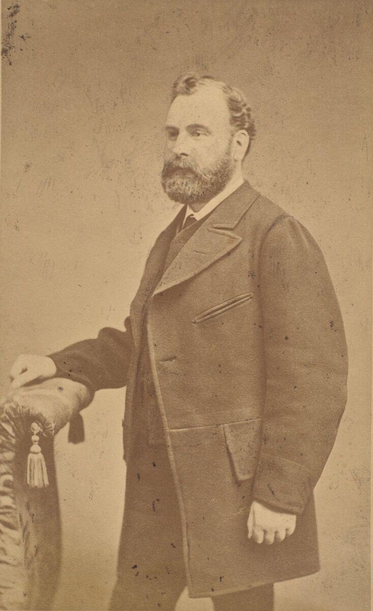 Eduoard Manet, 1890.  Cortesía del Museo Metropolitano de Arte.