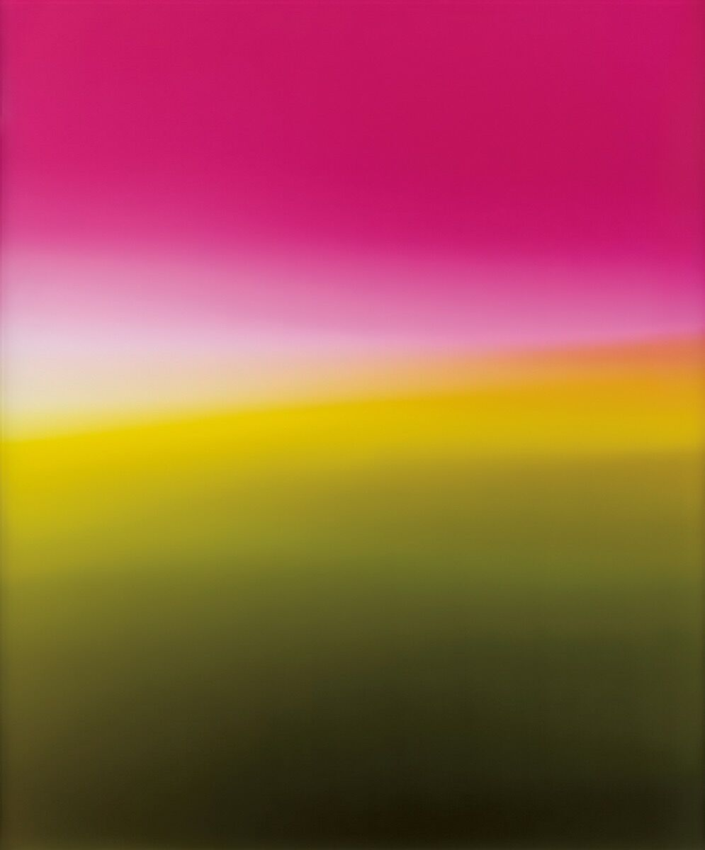 James Welling, # 5 (Degradé), 2001.  © James Welling. Courtesy of Maureen Paley, London and Regen Projects, Los Angeles.
