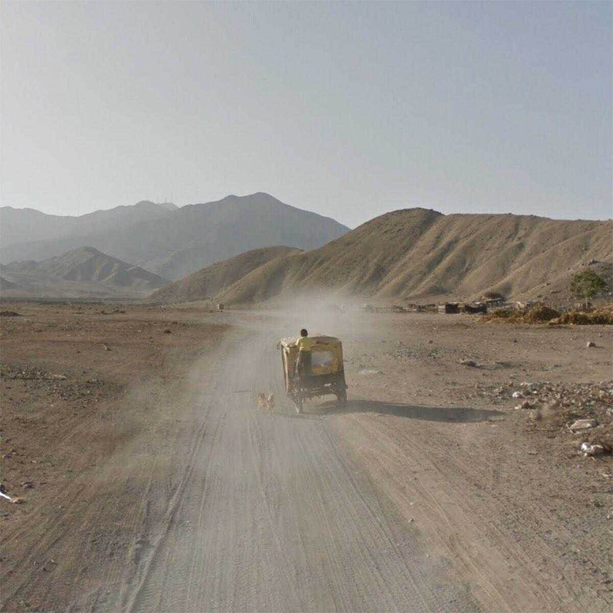 Roldan, Lima Region, Peru. Photograph by Jacqui Kenny via Google Street View.
