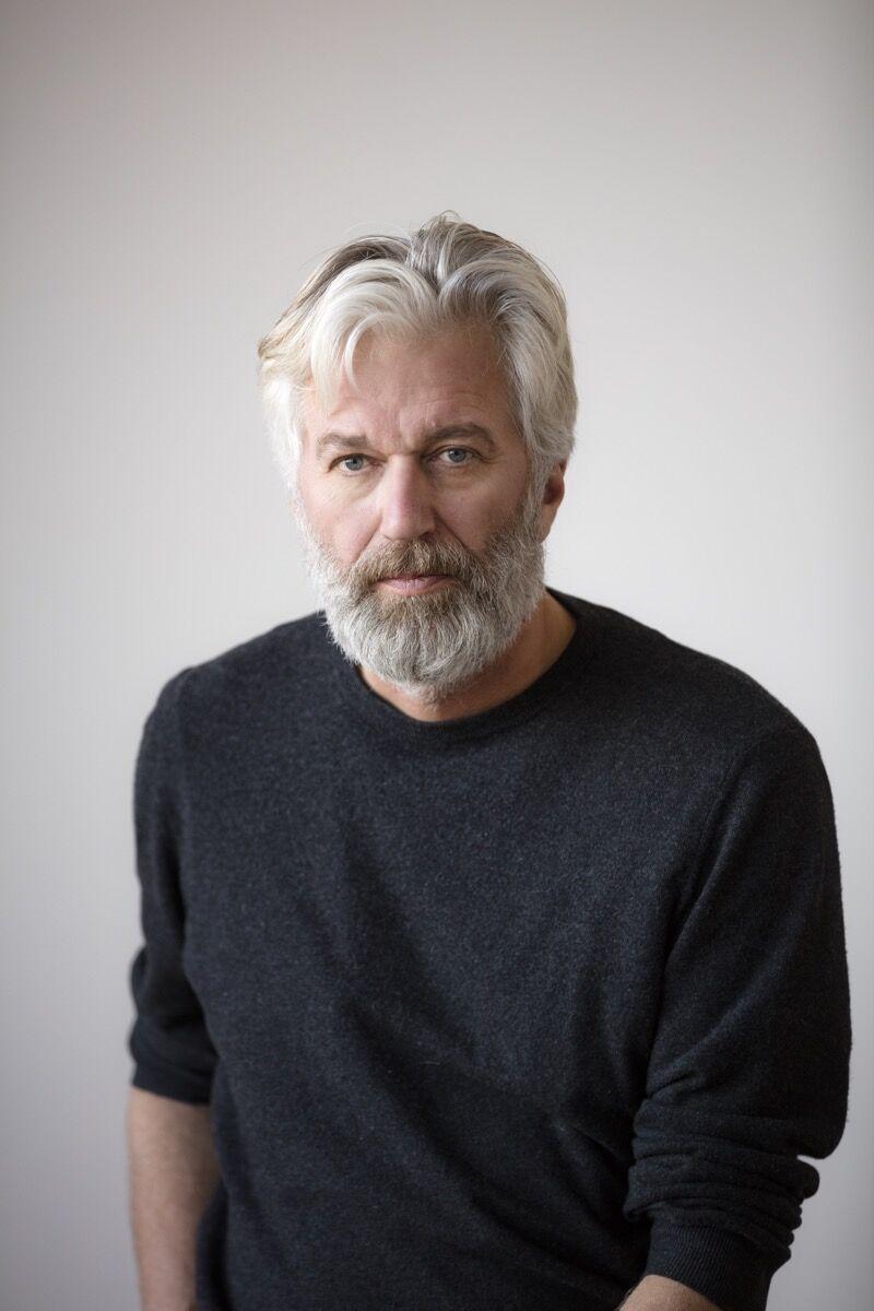 Portrait of Jens Faurschou.  Image courtesy the Faurschou Foundation.