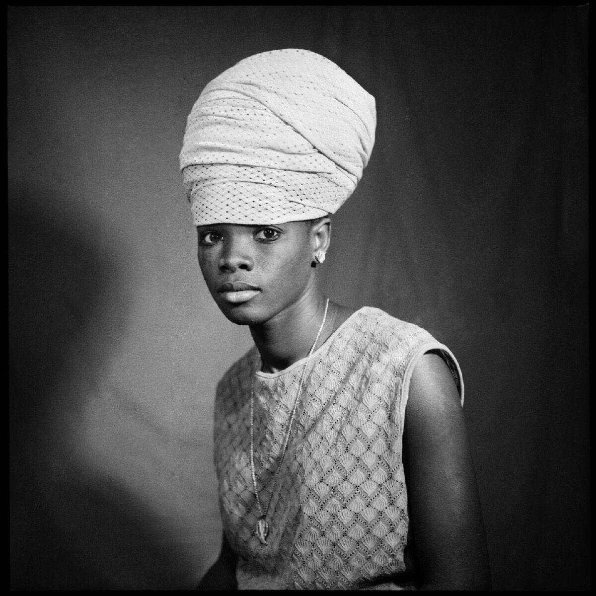 Sory Sanlé, photo from Sory Sanlé - Volta Photo 1965-1985. Courtesy of Reel Art Press.