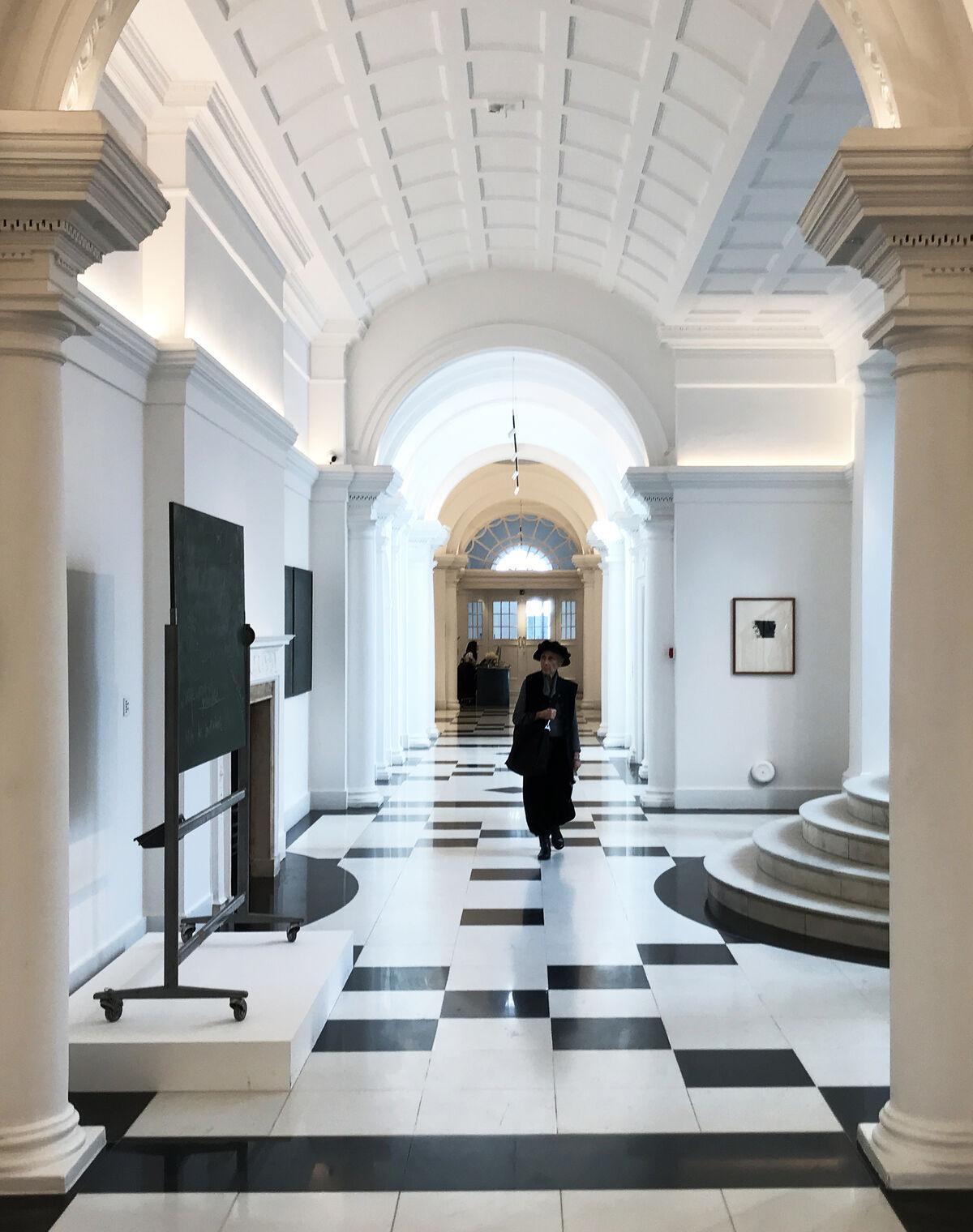 Galerie Thaddaeus Ropac, Ely House, London. Photo by Steve Bowbrick, via Flickr.