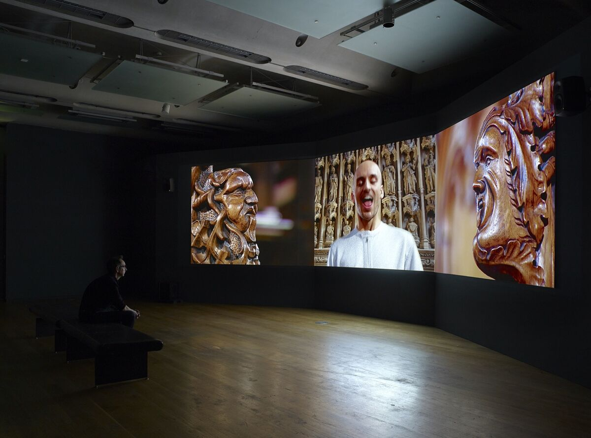 Sonia Boyce, installation view of For you, only you, 2007. © Sonia Boyce. All Rights Reserved, DACS/Artimage 2020. Photo by Mike Pollard. Courtesy of the artist.