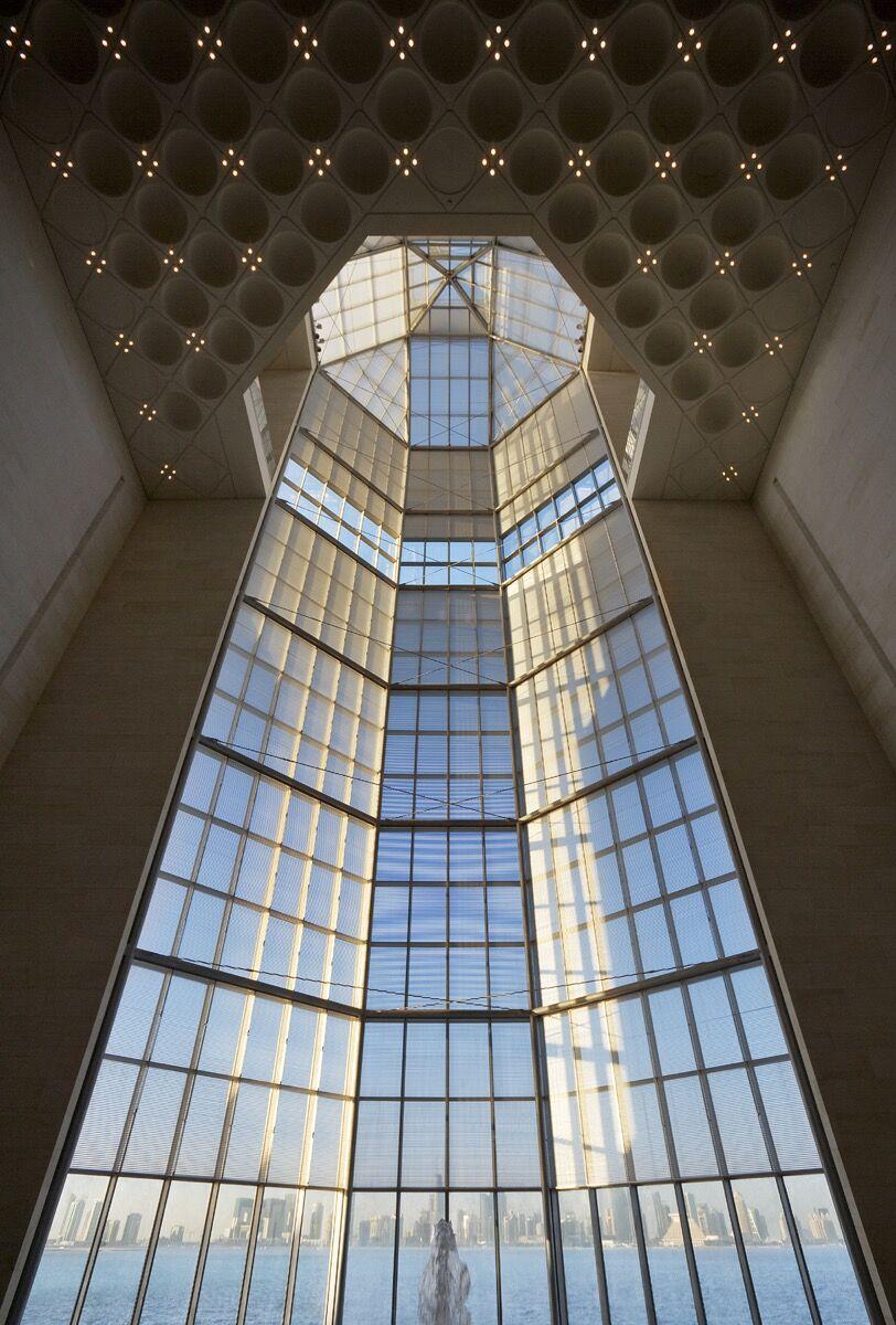 Courtesy of the Museum of Islamic Art & Pei Partnership Architects.