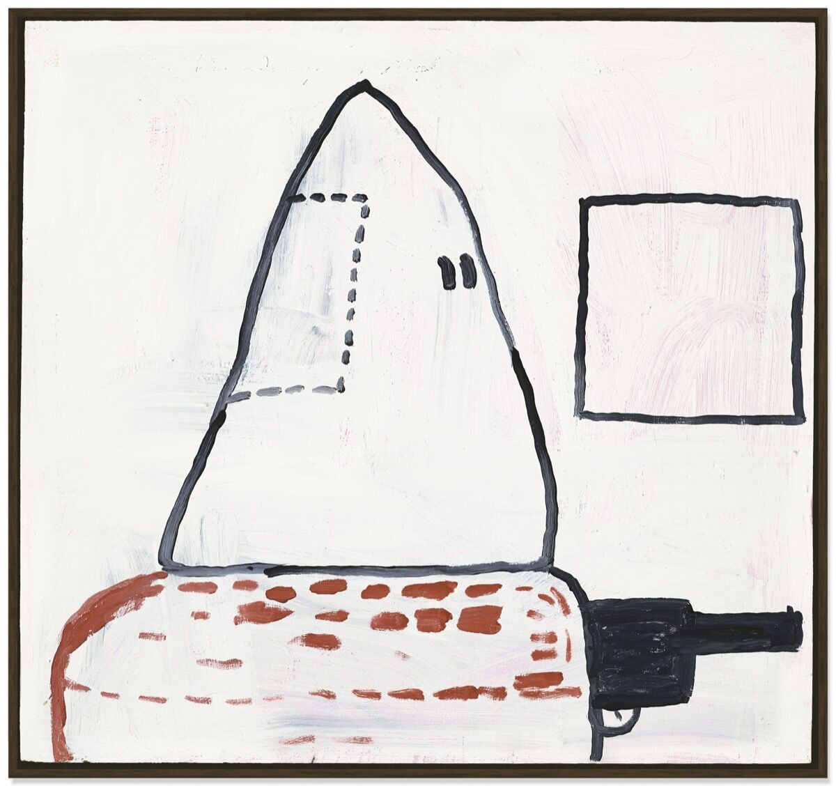 Philip Guston, Untitled, 1968. Courtesy of Christie's.