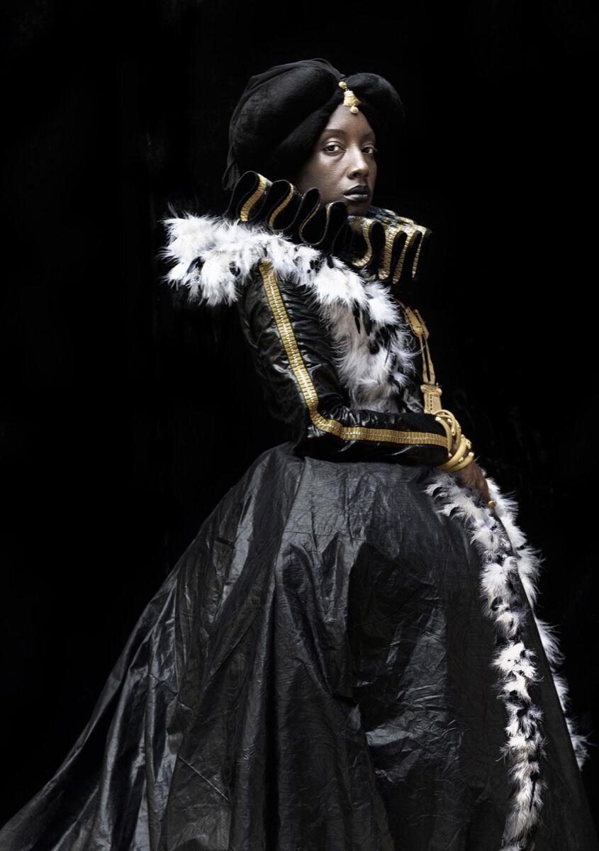 Ayana V. Jackson, Sea Lion, 2019. Courtesy of Mariane Ibrahim Gallery.
