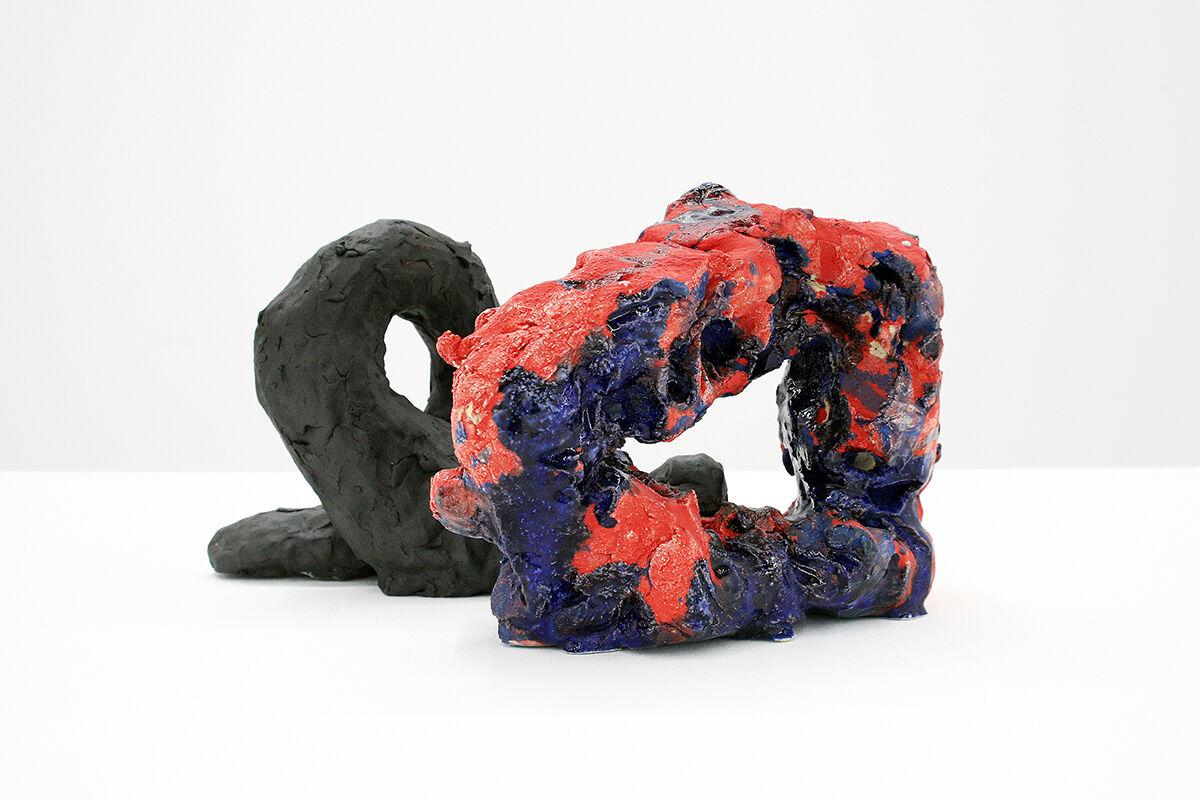 Julia Haft-Candell,Friends. Courtesy of Parrasch Heijnen Gallery and the artist.