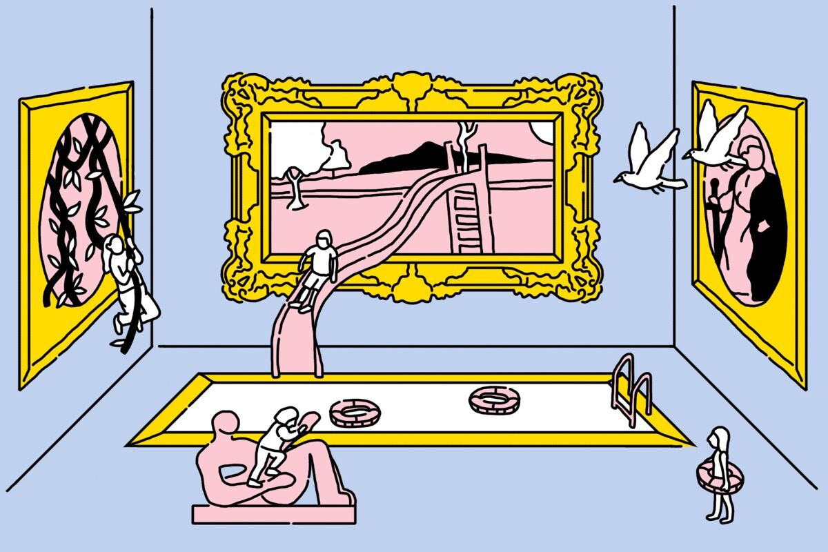 How to Teach Your Children to Care about Art - Artsy