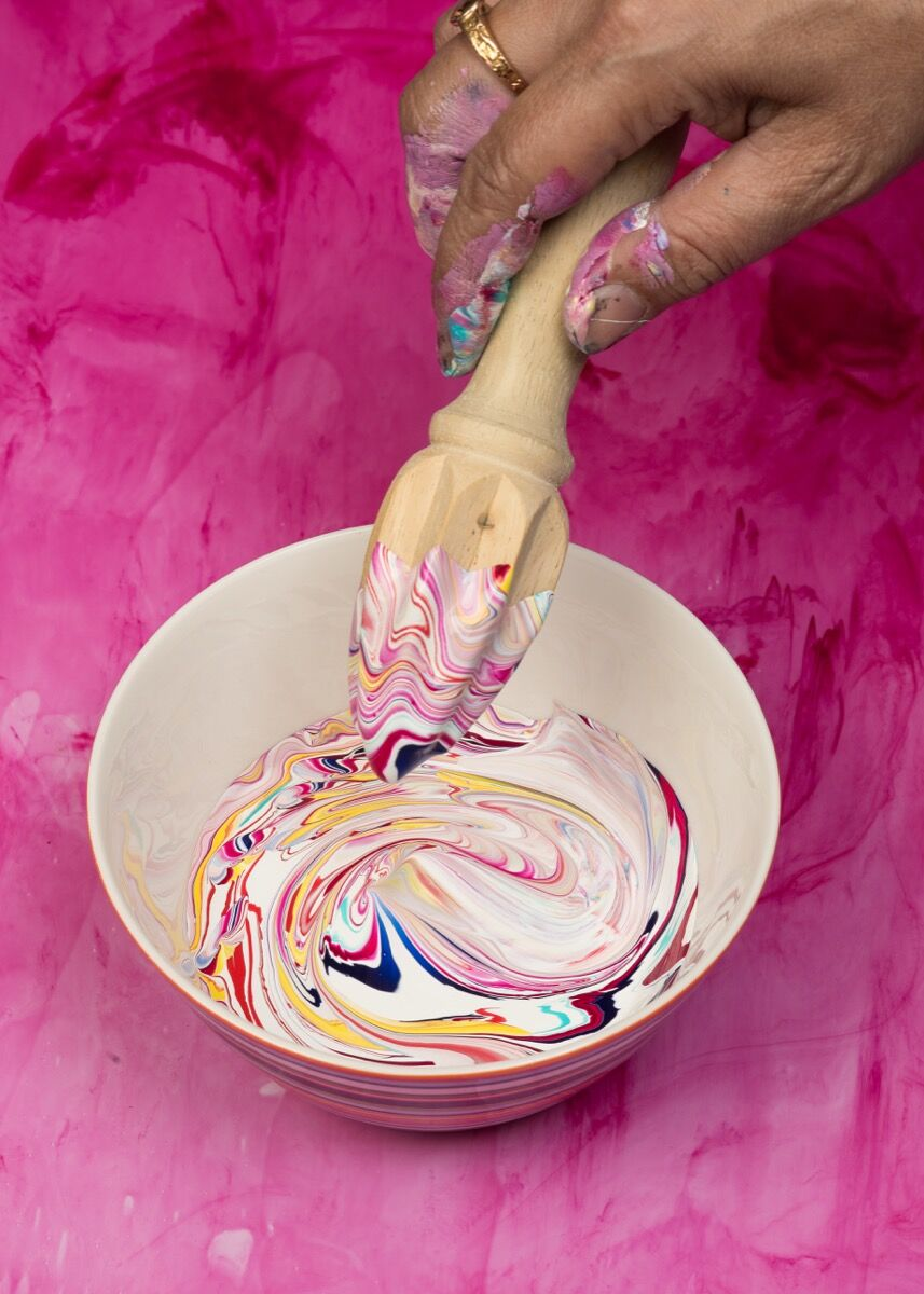 5 Reasons Why You Should Try Painting with Acrylics Instead