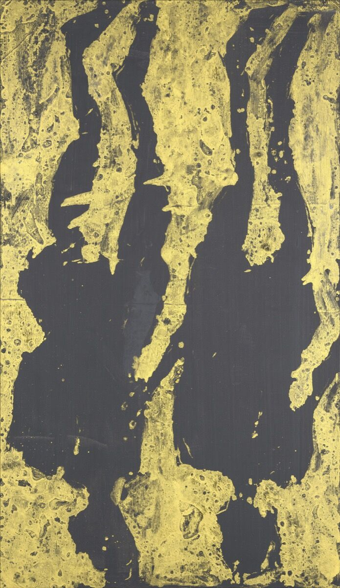 Georg Baselitz, Im Takt, aber leise, 2019. Courtesy of the artist and Galerie Thaddaeus Ropac.
