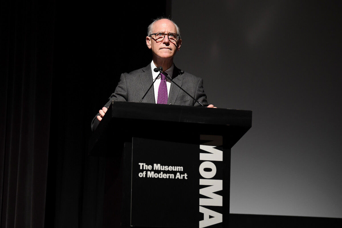 Museum of Modern Art director Glenn D. Lowry. Photo by Dimitrios Kambouris/Getty Images for Museum of Modern Art.