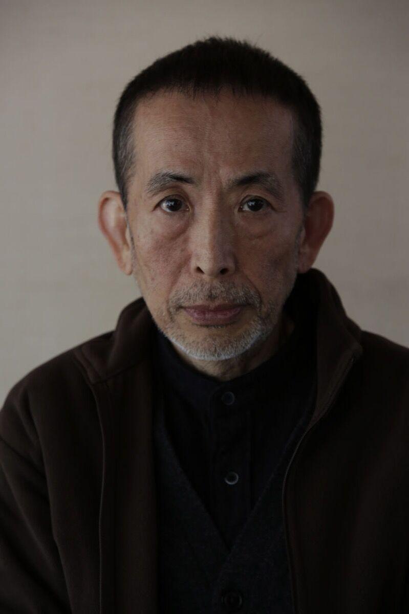 Portrait of Toshio Saeki. © Chikashi Suzuki.