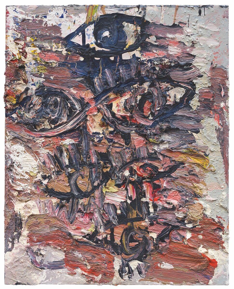 Philippe Vandenberg, De ogen (The Eyes), 1994. © Estate Philippe Vandenberg. Courtesy of the Estate Philippe Vandenberg and Hauser & Wirth. Photo by Joke Floreal.